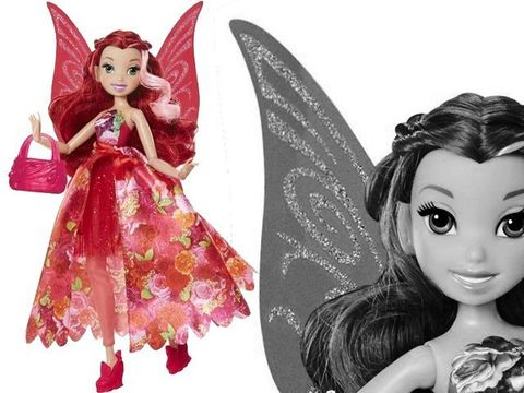 Кукла фея Розетта Дисней, Делюкс
