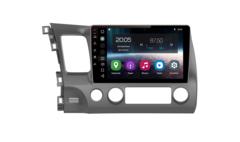 Штатная магнитола FarCar s200 для Honda Civic 07-12 на Android (V044R)