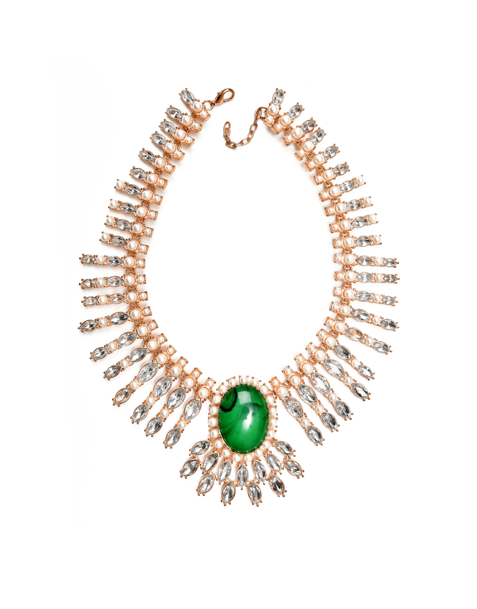 Necklace by Oscar de la Renta