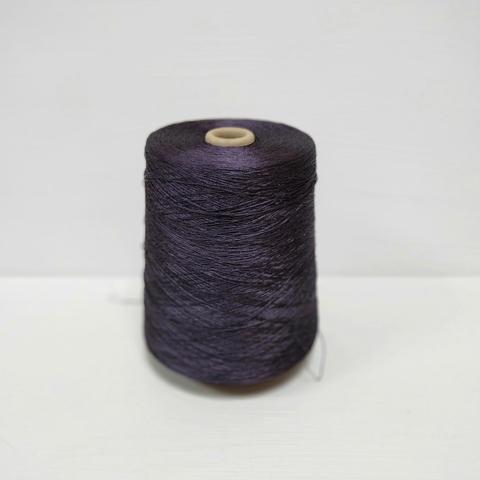 Hasegawa, Silk, Шёлк 100%, Темно-фиолетовый, 3780 м в 100 г