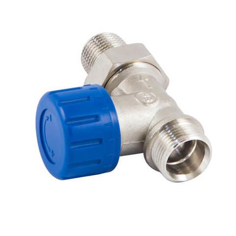 Клапан термостатический прямой DN 15 GZ 1/2 x M22 x 1,5GZ