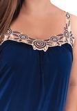 14528 Покахонтас, цвет синий