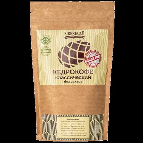 Кедрокофе Классический, без сахара, пакет 250 г