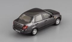 VAZ-2190 Lada Granta dark gray DIP 1:43