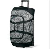 Картинка сумка на колесах Dakine Wheeled Duffle 90L Juliet -