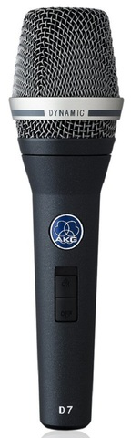 AKG D7S динамический микрофон