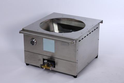 Газовая печь для казана 20-25л