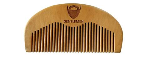 Расческа-гребень для бороды