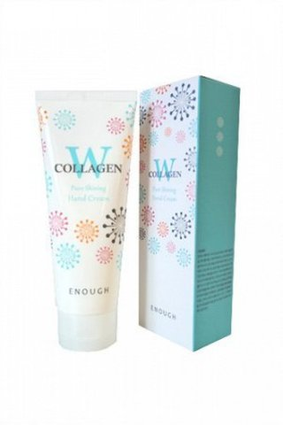 ENOUGH W Крем для рук W Collagen Pure Shining Hand Cream 100мл