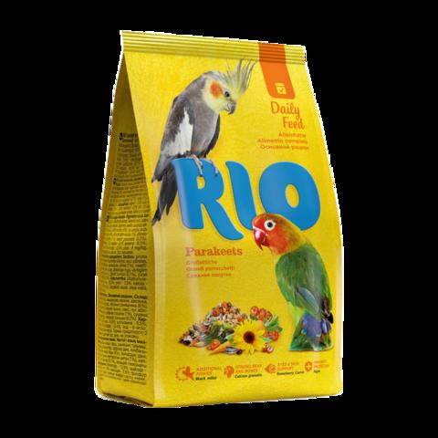 Rio Сухой корм для средних попугаев основной