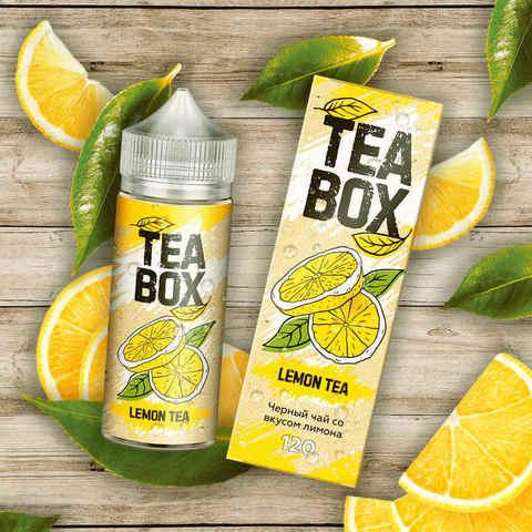 Жидкость Tea Box 120 мл Lemon Tea