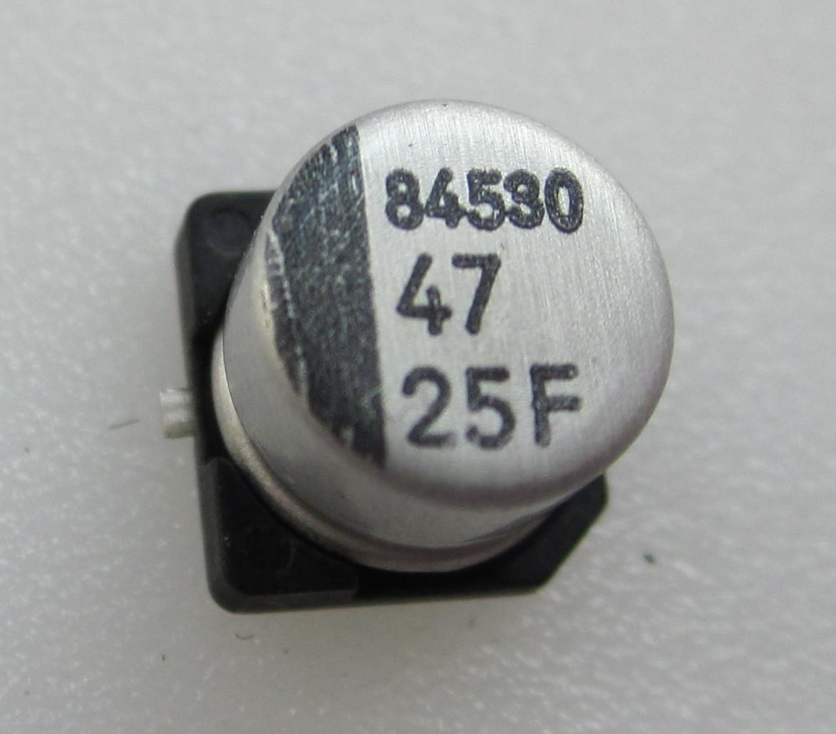 47,0x25V smd