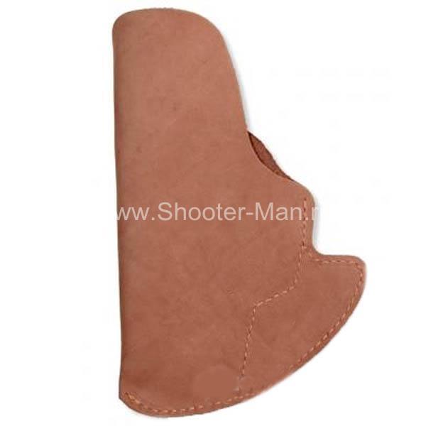Кобура скрытого ношения для пистолета Shark поясная ( модель № 14 ) Стич Профи