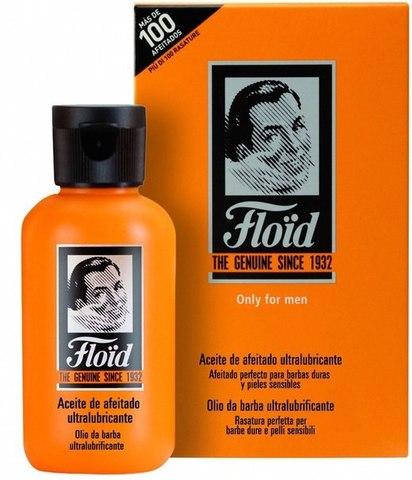 Масло перед бритьем FLOID Pre-shave Oil 50ml