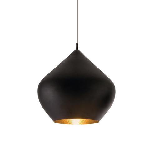 Подвесной светильник копия Beat Light Stout by Tom Dixon D35 (черный)