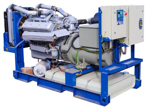 Дизельный генератор ЯМЗ АД-200-Т400