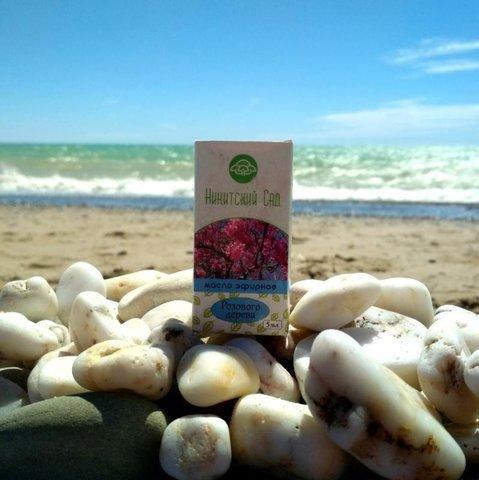 Масло эфирное «Розовое дерево»™Никитский Сад
