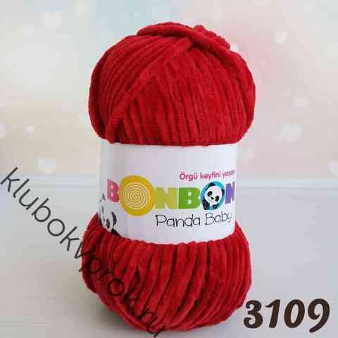 BONBON PANDA BABY 3109, Красный