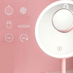 Зеркало косметическое настольное Xiaomi Jordan Judy LED Makeup Mirror (NV529) с подсветкой