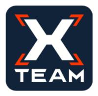 Разработка дизайн-макета X-team
