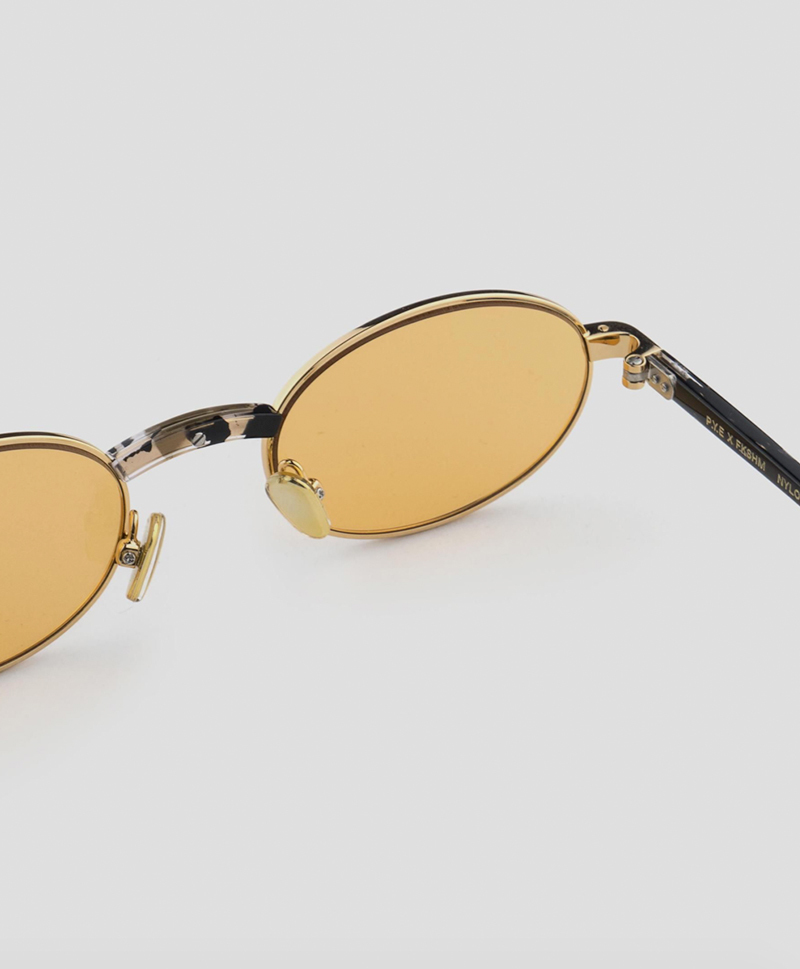 Солнцезащитные очки Fakoshima Takeshi Orange