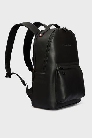 Мужской черный рюкзак TH DOWNTOWN WASHBAG Tommy Hilfiger