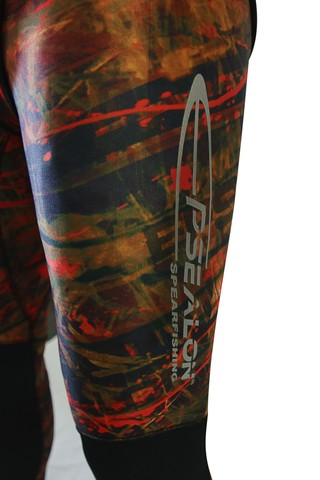 Гидрокостюм Epsealon Red Fusion Yamamoto 039 3 мм – 88003332291 изображение 3