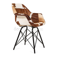 Кресло Secret De Maison EAMES RODEO ( mod. M-11998 ) — коричневый