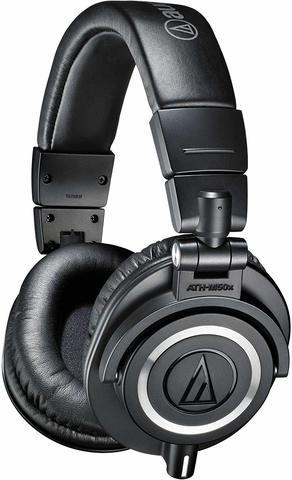 Audio-Technica ATH-M50X - профессиональные наушники