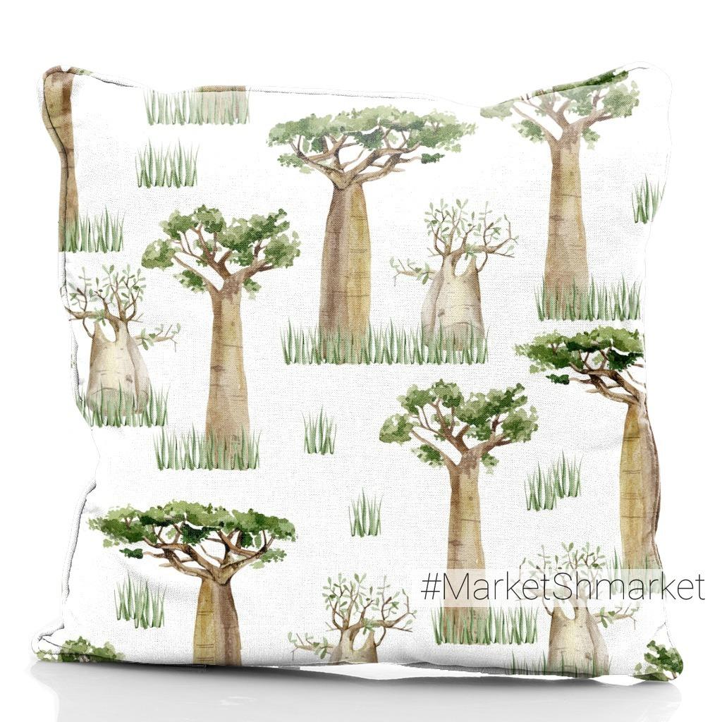 Африканский лес - Баобаб