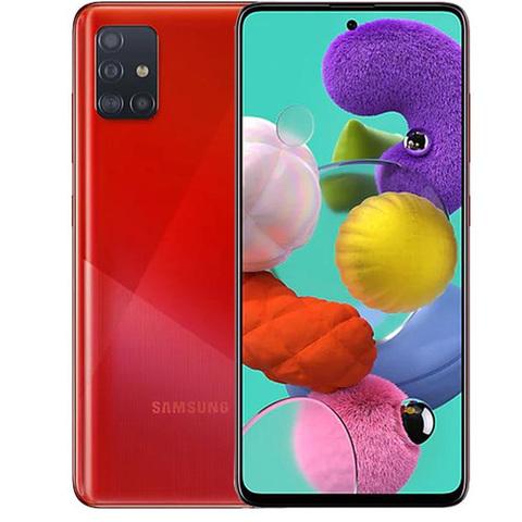 Смартфон Samsung Galaxy A51 128GB (Красный)