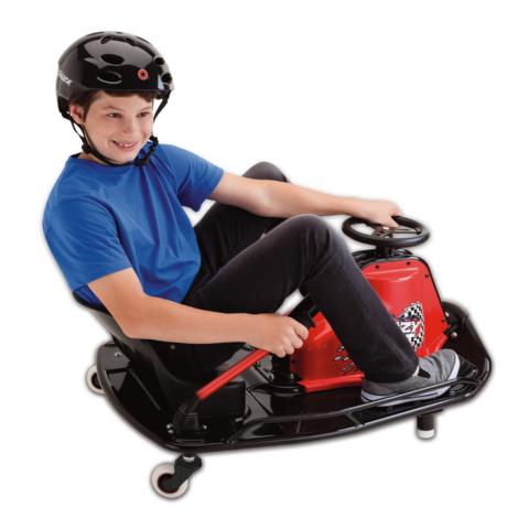 Электро дрифт-карт Razor Crazy Cart