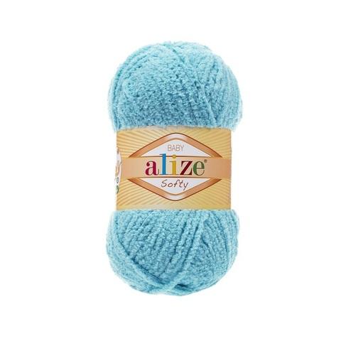 Пряжа Alize Softy цвет 128