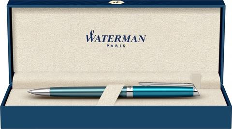 Шариковая ручка Waterman Hemisphere French riviera COTE AZUR в подарочной коробке123