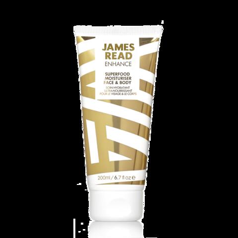 Увлажняющий лосьон для лица и тела James Read Superfood Moisturiser Face and Body