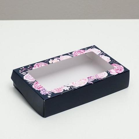Коробка складная «Нежность», 20  12  4 см