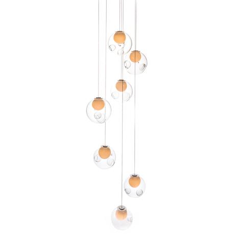 Подвесной светильник копия 28.7 by Bocci (прозрачный)
