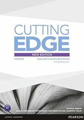 Cutting Edge 3Ed Starter TB+CD