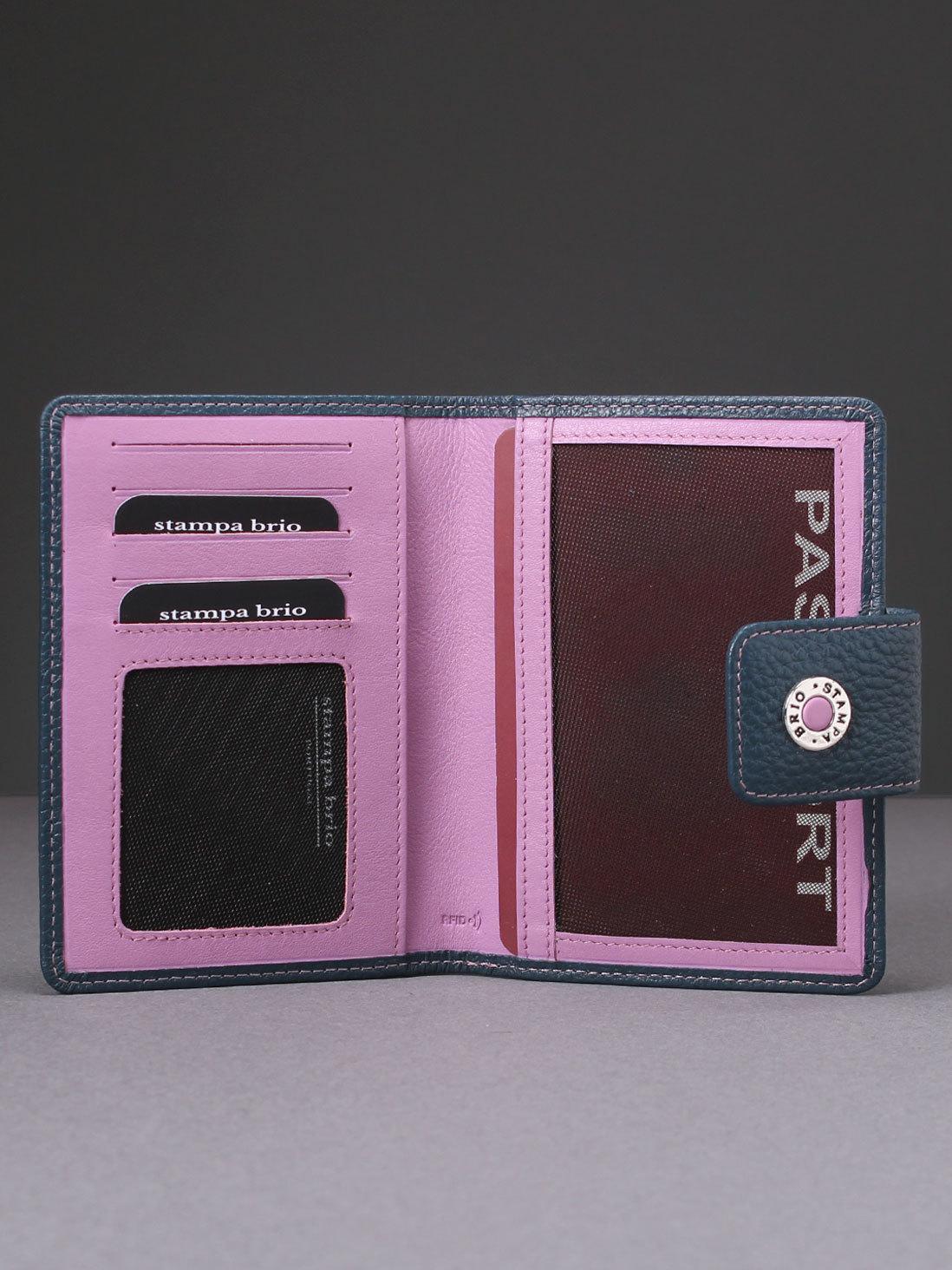 247 R - Обложка для документов с RFID защитой