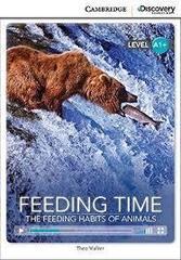 Feeding Time: Feeding Habits of Animals Bk +Onl...