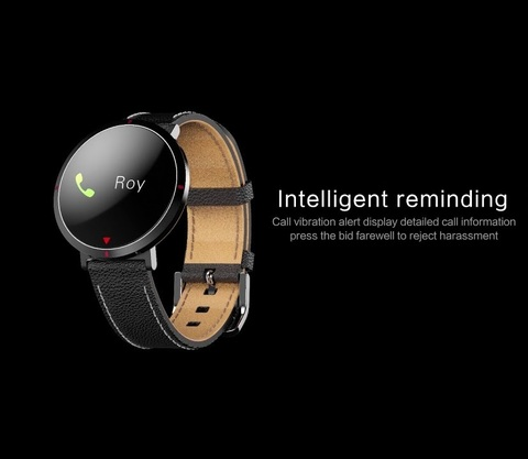 Alfawise S2 Фитнес часы (смарт браслет) с контролем сердечного ритма (Черный)
