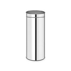 Мусорный бак Touch Bin New (30 л), Стальной полированный