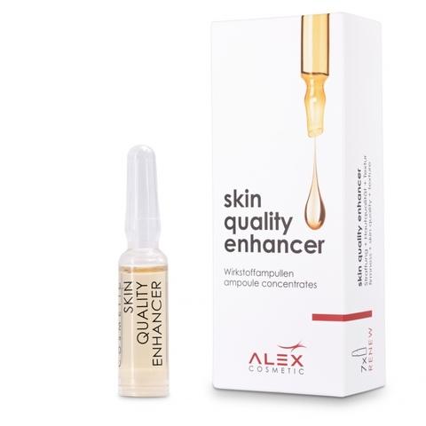 Концентрат для укрепления кожи 7x1,5 мл - Alex Skin quality enhancer 7x1,5ml