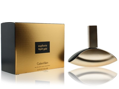 CALVIN KLEIN EUPHORIA LIQUID GOLD, Edp, 75 ml