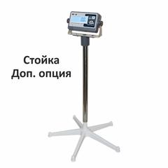 Весы платформенные MAS PM4P-1000-1010, LCD, АКБ, 1000кг, 200гр, 1000х1000, RS-232 (опция), стойка (опция), с поверкой, выносной дисплей