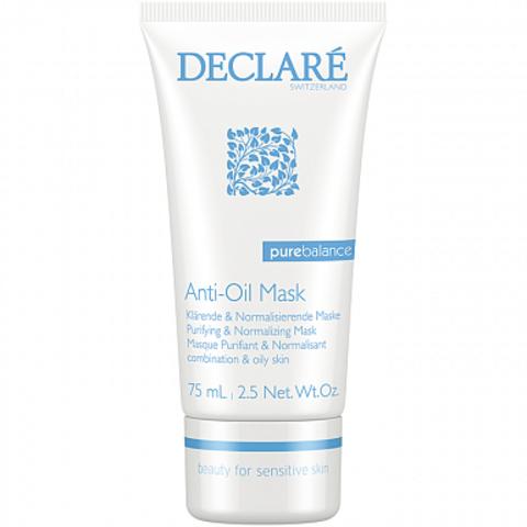 DECLARE Маска для жирной и проблемной кожи | Anti-Oil Mask