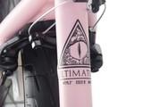 BMX Велосипед Karma Ultimatum LT 2020 (матовый розовый) вид 8