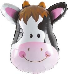 К Мини-фигура, Голова Коровы 16''/41 см, 5 шт.