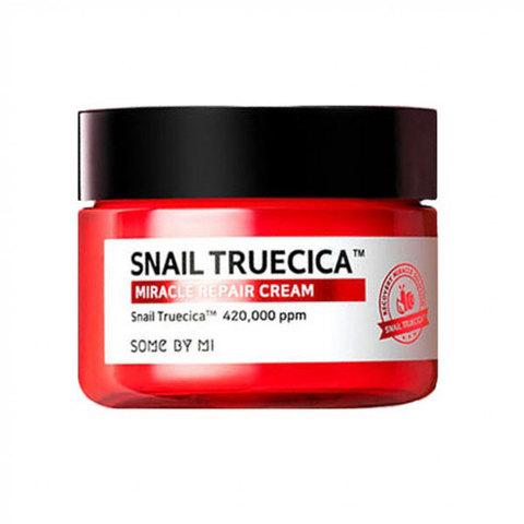 Some By Mi Восстанавливающий крем с муцином чёрной улитки Some By Mi  Snail Truecica Miracle Repair Cream, 60мл