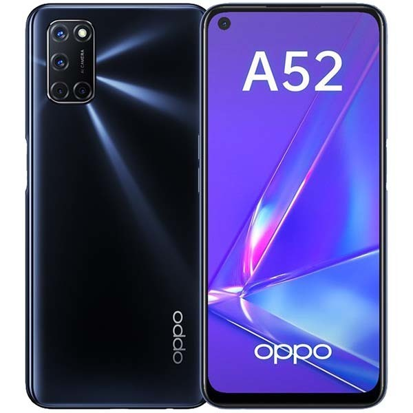Oppo A52 Oppo A52 4.64GB Black (Черный) black1.jpg